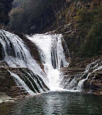 蟒河旅游风景区旅游景点大全