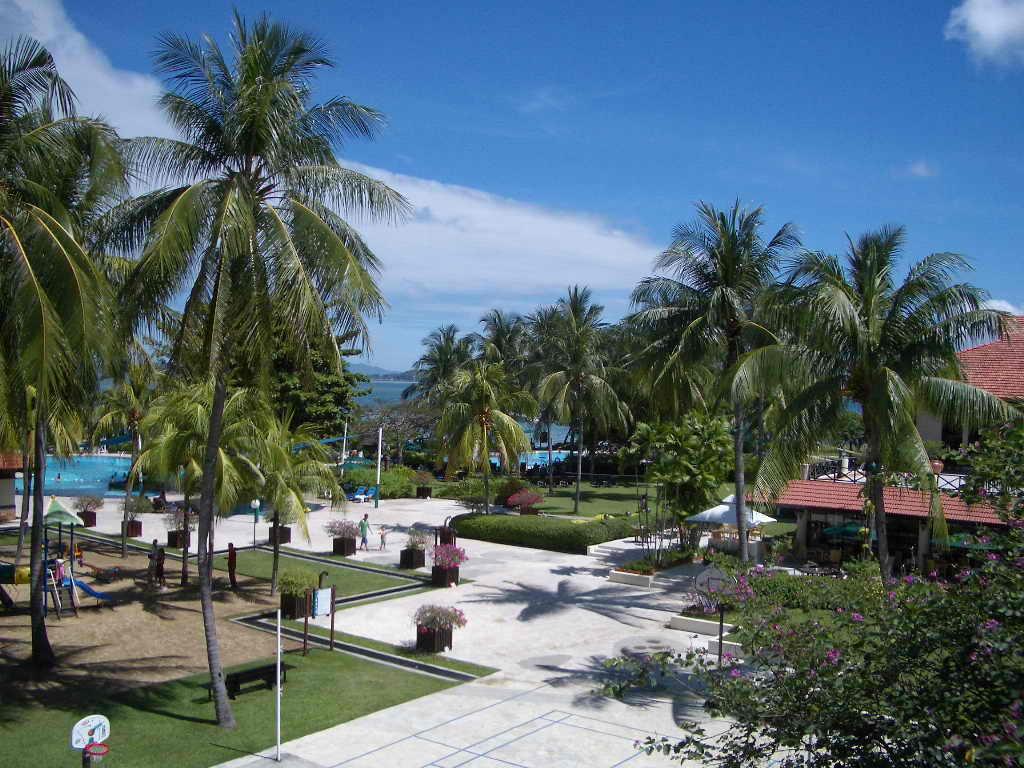 普吉岛是东南亚具有代表性的旅游度假胜地