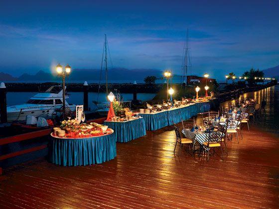 【餐饮】酒店店自助早餐:全程于饭店内享用丰盛的