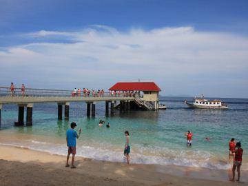 【潜水】百变马来西亚吉隆坡+热浪岛4晚6天自由行 即时确认