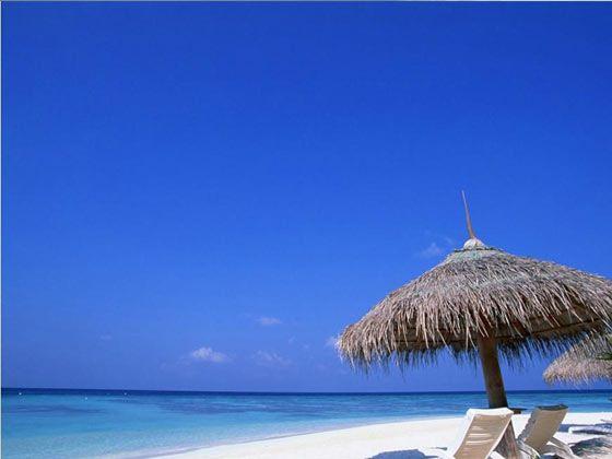 【沈阳到马尔代夫旅游】双鱼岛