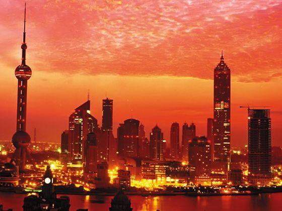 汉中到西安一路的风景
