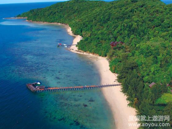 超值马来西亚 热浪岛