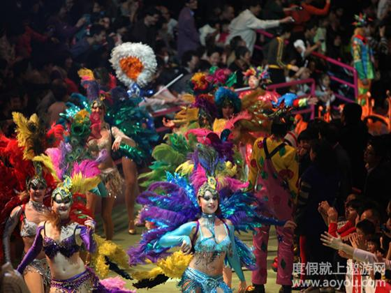 【武汉到广州旅游】长隆欢乐世界