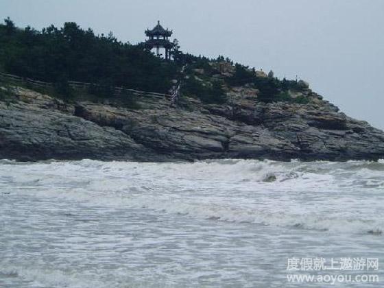 【上海出发二次确认】--连云港连岛海滨浴场海上云台云龙涧二日特价之