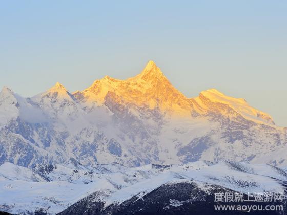 【购实惠】西藏:品质全景圣湖双飞8日游【鲁朗林海/扎什仑布寺/纳木错