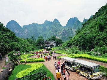 北京旅行社 北京到广西旅游
