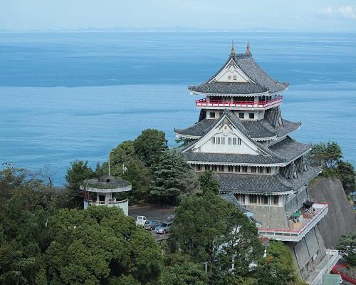 伊豆半岛,探访伊豆舞女的故乡,感受面朝大海泡私享露天温泉的乐趣